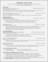 Janitor Resume Examples Luxury For Jobs 2015