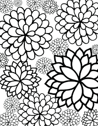 Arabic Floral Patterns Coloring Book Pretty Pages Sheet Adults Flower Medallion Pattern Drawing Pdf Full