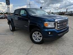 Gonzales - New GMC Canyon Vehicles For Sale