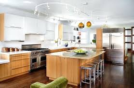 track lighting in kitchen image of track lighting kitchen kitchen