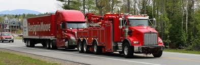 100 Bangor Truck Equipment PE OHalloran Inc Heavy Oversize Load Transportation Services