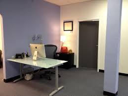 Ikea Galant Corner Desk by Ikea Galant Glass Top Desk Imac Herman Miller Aeron Chair Red
