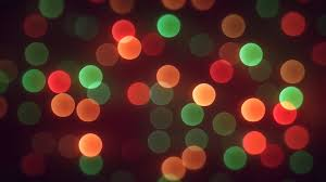 Blinking Christmas Tree Lights by Christmas Lights Bokeh Christmas Lights Decoration