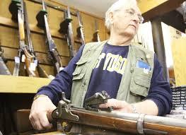 Christmas Tree Shop Deptford Nj by Gun Permit Applications And Sales U0027skyrocketing U0027 In Wake Of New