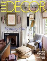 magazine elle decor all issues read online download pdf free