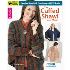 The Cuffed Shawl And More JOANN