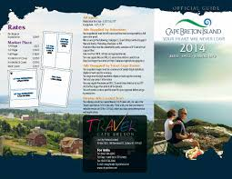 Rates Brochure 2014 TravelCB 1 Page