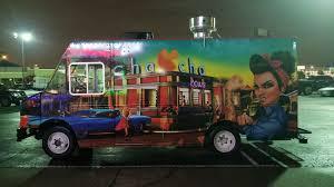 100 Food Trucks Houston Cha Cha Bowls Roaming Hunger