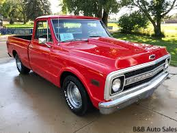 B And B Automotive / Huron Automotive - 1969 Chevrolet C10
