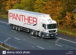 100 Panther Trucking Company Logistics Carrier Logistics Truck Stock Photos Logistics