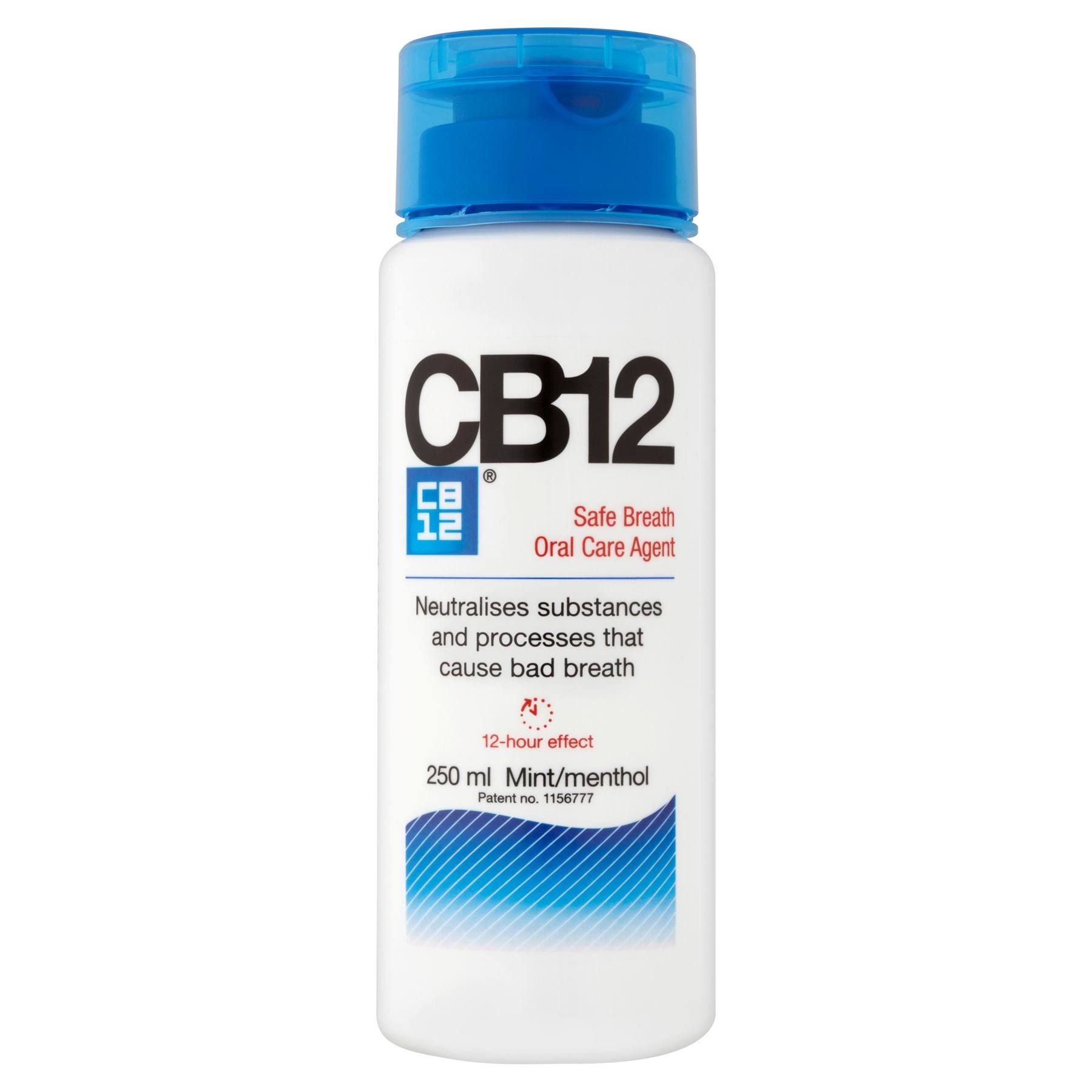 CB12 Oral Care Agent - 250ml, Mint Menthol