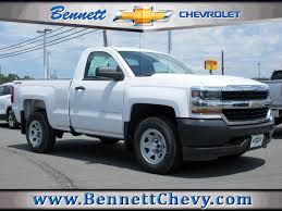 100 4wd Truck New 2018 Chevrolet Silverado 1500 Work Regular Cab Pickup In