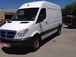 2009 Dodge Sprinter 2500 Full Size Conversion Van