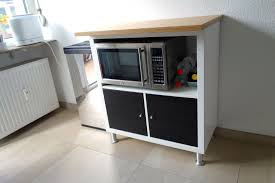 küchenzeile mit ikea kallax