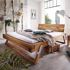 möbel akut balkenbett gojo schlafzimmer doppelbett bett holz