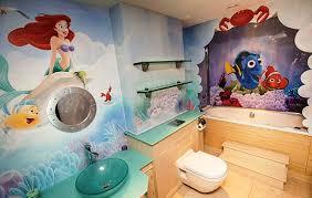 beautiful looking little mermaid bathroom set decor office and