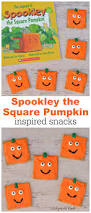 The Pumpkin Patch Parable Pdf by Spookley The Square Pumpkin Inspired Pumpkin Snacks Super Simple