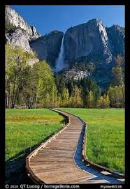 Yosemite National ParkPart Of Gallery Color Pictures US Parks By Professional Photographer QT Luong Available As Prints Or For Licensing