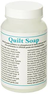 Quilt Soap 8 Ounce New Free Shipping
