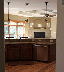impressive pendant lights island in kitchen pendant lighting