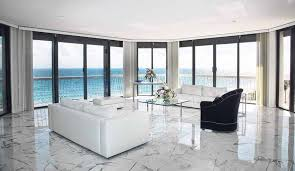 how to marble floors polished white marble floor design