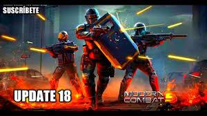 modern combat 5 actualizacion 18 modern combat 5 hablando un poco de lo que se