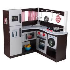 kidkraft grand gourmet corner kitchen set reviews wayfair ca