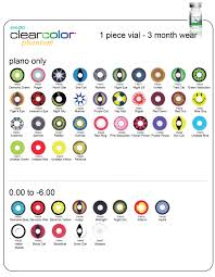 Cheap Fda Approved Halloween Contacts by Clearlabus Eyedia Clearcolor
