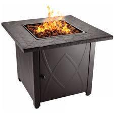 gas fire pit ebay