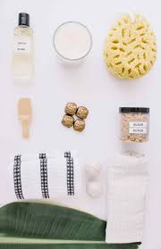 Home Relaxing Basket Scented Wholesale Diy Spa Kit At Gift Jpg
