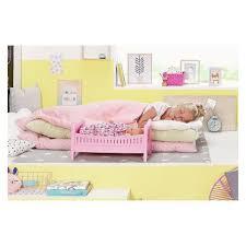zapf creation puppen accessoires set zapf 824399 baby born bett mit kuschelbezug kaufen otto