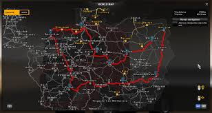 100 Gps With Truck Routes SCS Softwares Blog Set Your GPSsETS2 Update 120 Open Beta