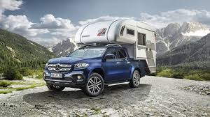 100 Alaskan Truck Camper For Sale Pick Up This Van Conversion The Mercedes XClass