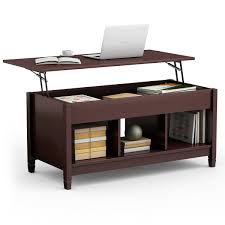 Costway: Costway Lift Top Coffee Table W/ Hidden Compartment And ... Better Sit Down For This One An Exciting Book About The History Of Table Fniture Wikipedia List Of Types Gateleg Table 50 Amazing Convertible Coffee To Ding Up 70 Off Modern Wallmounted Desk Designs With Flair And Personality Drop Down Murphy Bar Diy Projects Bloggers Follow In 2019 Flash Fniture 30inch X 96inch Plastic Bifold Home Twenty Ding Tables That Work Great Small Spaces Living A Dropleaf Tables For Small Spaces Overstockcom Amazoncom Linon Space Saver Set Kitchen Cube 5 1 Ottoman Seat Expand Folding