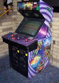 Mortal Kombat Arcade Cabinet Restoration by Turtles In Time Dedicated Klov Vaps Coin Op Videogame Pinball