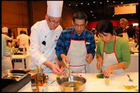 le plus grand cours de cuisine avec hubert maetz