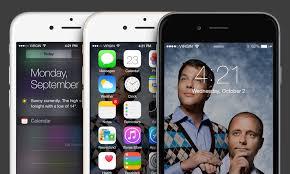 iPhone iOS8 GUI for shop Tidwell Creative Tidwell Creative