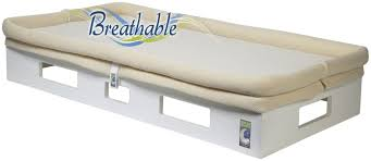 matress breathable crib mattress how the works with pad smoon co