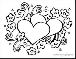 Free Printable Valentine Coloring Pages For Adults Beautiful Valentines Day Large Printables P