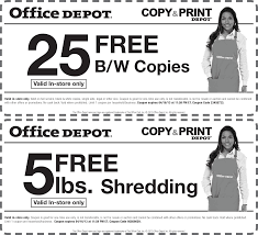 25+photocopies+&+5lbs+paper+shredding+free+at+Office+Depot+ ... Office Depot On Twitter Hi Scott You Can Check The Madeira Usa Promo Code Laser Craze Coupons Officemax 10 Off 50 Coupon Mci Car Rental Deals Brand Allpurpose Envelopes 4 18 X 9 1 Depot Printable April 2018 Giant Eagle Officemax Coupon Promo Codes November 2019 100 Depotofficemax Gift Card Slickdealsnet Coupons 30 At Or Home Code 2013 How To Use And For Hedepotcom 25 Photocopies 5lbs Paper Shredding Dont Miss Out Off Your Qualifying Delivery Order Of Official Office Depot Max Thread