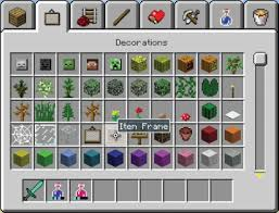 Glowstone Lamp Minecraft Xbox by A Resourceful Guide To The Creative Mode Inventory The Ultimate