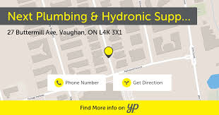 Next Plumbing & Hydronic Supply 27 Buttermill Ave Vaughan ON