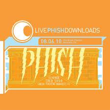 Bathtub Gin Phish Live by Live Phish 8 6 10 Greek Theatre Berkeley Ca Phish Tidal