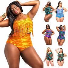 plus size swimwear the new fat women bathing suit european style