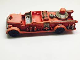 Vintage Rubber Truck Mid Century Toy Red And Silver Fire | Etsy Antique Toy And Fire Truck Museum Bay City Mi 48706 Great Lakes Old Toys Of The 1920s Red Pedal Engine Firemans Bell Childrens Car Gifts Antique Vintage Toy Fire Truck Solid Cast Iron Rubber Tires Vintage Mid Century Silver Etsy Sasquatch Antiques Vintage Childs Metal Toy Fire Truck By Hubley Tin Isolated On White Stock Photo Image Background Large Pumper Sold Ruby Lane Cast Iron Firetruck Repro With Driver
