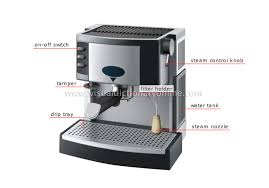 FOOD KITCHEN COFFEE MAKERS ESPRESSO MACHINE Image