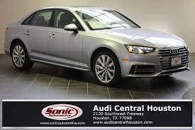 Featured Used Cars For Sale In Houston | Audi Central Houston Used Cars Austin Tx Trucks Texas Auto Ranch Houston Gil Sales Inc Craigslist Tx For Sale By Owner Best Image Truck Goodyear Motors Mall 59 Larry Pages Kitty Hawk Flying Car Is Available For Preorder Seattle Washington And Finchers Team Car 2018 And By 2019 New
