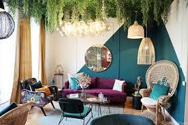 wohnzimmer wohn trends der casa decor 2019 in madrid