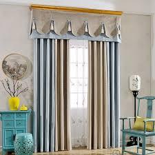 beflockung plaid blackout vorhänge vorhänge moderne elegante wohnzimmer muster rideaux pour le salon billige vorhänge