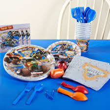 Monster Jam 3D Party Packs, 87232 | Party Ideas | Pinterest ... Monster Jam Birthday Party Supplies Impresionante 40 New 3d Beverage Napkins 20 Count Mr Vs 3rd Truck Part Ii The Fun And Cake Blaze Invitations Inspirational Homemade Luxury Birthdayexpress Dinner Plate 24 Encantador Kenny S Decorations Fully Assembled Mini Stickers Theme Ideas Trucks Car Balloons Bouquet 5pcs Kids 9 Oz Paper Cups 8 Top Popular 72076